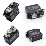 SRT BH9027 HV Brushless Servo - 25kg/0.08 Sec @7.4v - Full Alloy Case