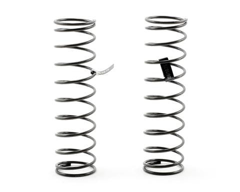 MUGEN SEIKI REAR DAMPER SPRING (X SOFT, 86MM, 10.75T) (2pcs)