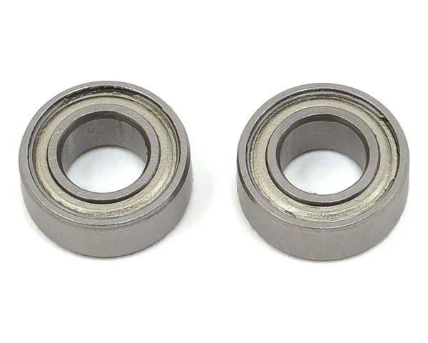 BEARINGS 5X10X4mm HEAVY DUTY METAL SHIELDED