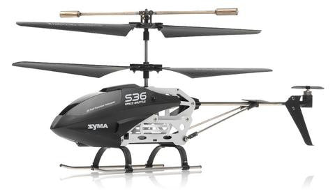 SYMA S36 2.4GHZ 3.5CH RC HELICOPTER