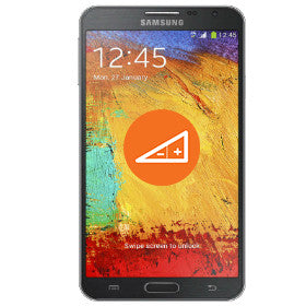 Galaxy Note 2 Volym Knapp Byte - GHmobilcenter