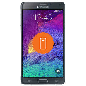 Galaxy Note 4 Byta Batteri - GHmobilcenter