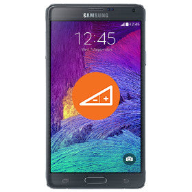 Galaxy Note 4 Volym Knapp Byte - GHmobilcenter