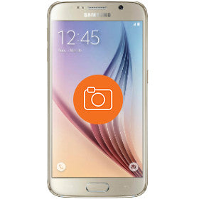 Galaxy S6 Edge Plus Byta Främre Kamera - GHmobilcenter