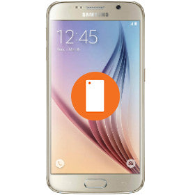 Galaxy S6 Edge Plus Byta Bakglas - GHmobilcenter