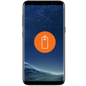Samsung S8 plus byta batteri