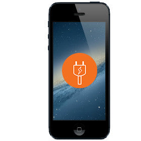 iPhone 5S Laddkontakt Byte - GHmobilcenter