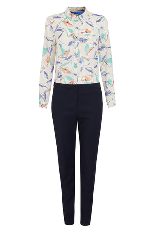 Giselle Printed Jumpsuit - The Style Co. London