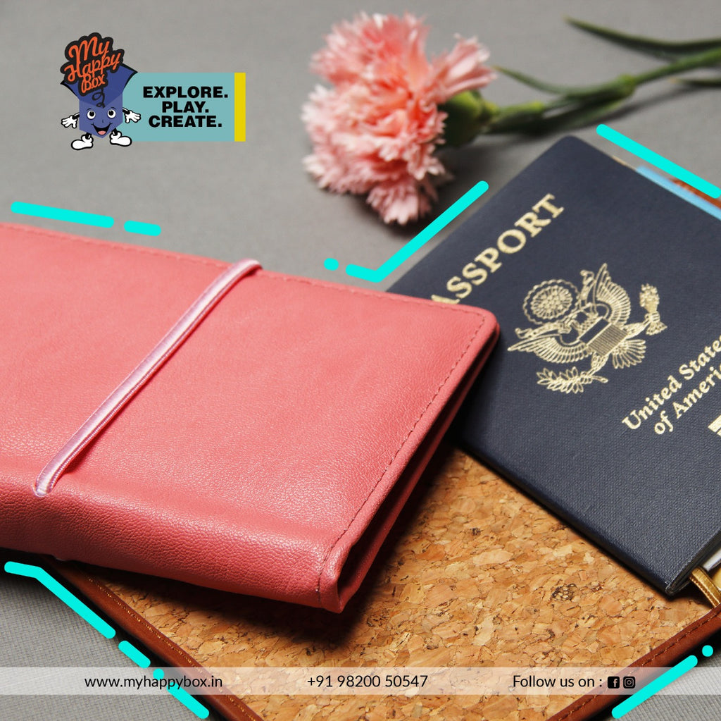 Your Family's Reliable Passport Holder!