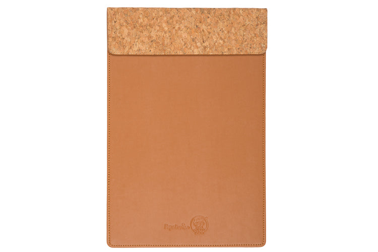 MAGNETIC WRITING PAD - TAN & CORK A/4
