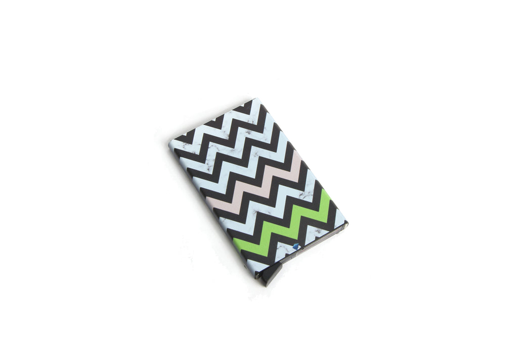 Zig Zag Card Holder (BottomLever)