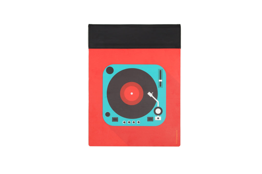 Acrylic Magnetic Pads - Gramaphone