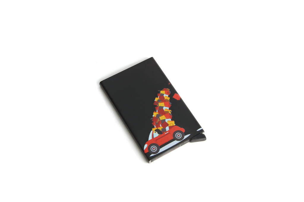 Shopping Card Holder (BottomLever)