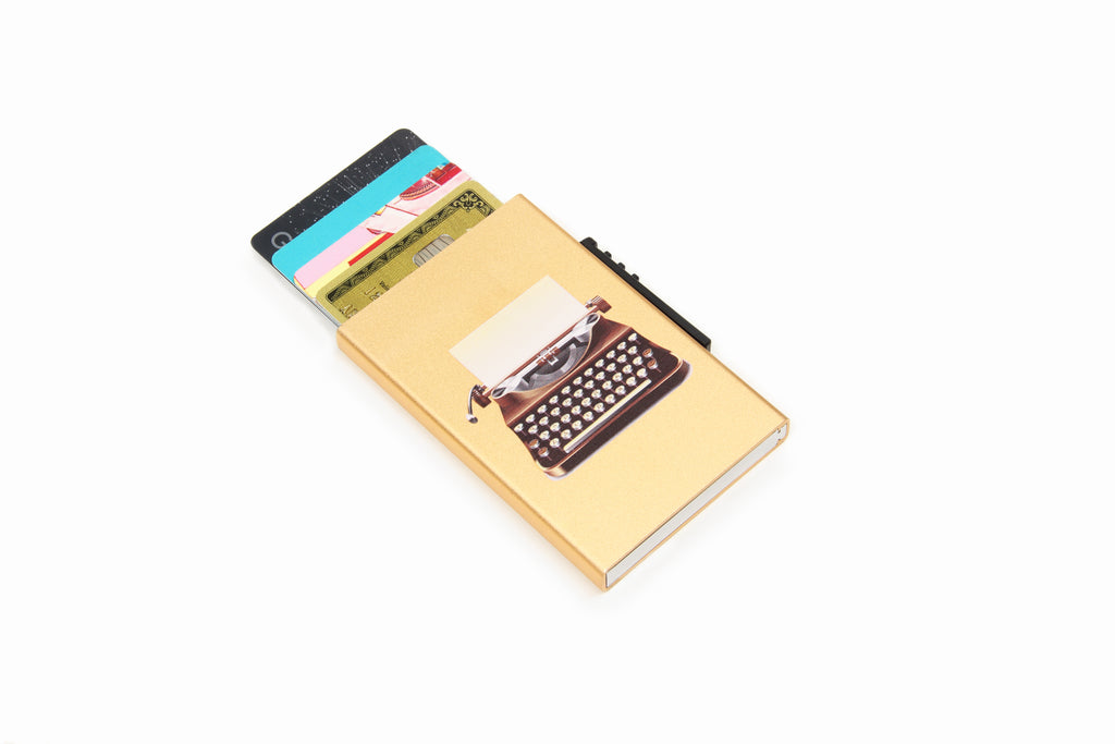 Typewriter Card Holder ( Side Lever)
