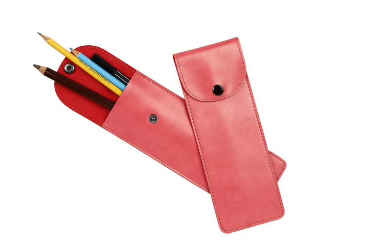 Multipurpose Vertical Pouch - Pink