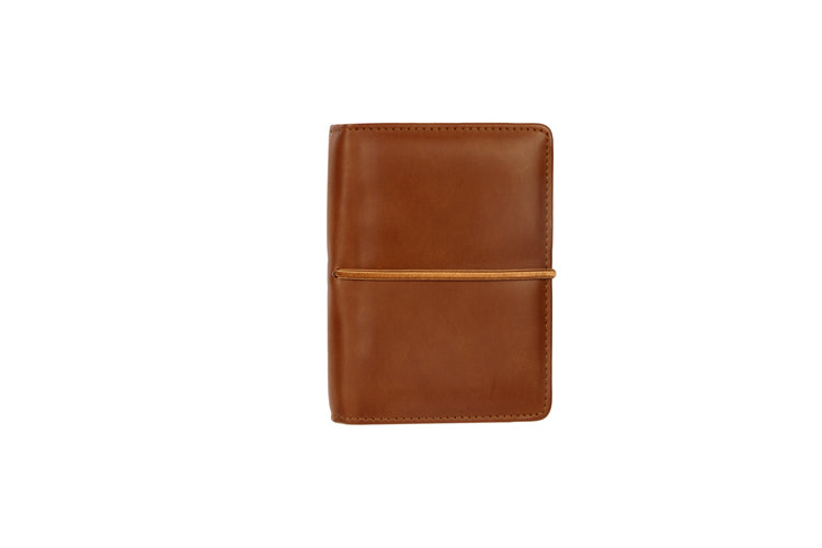 Multiple Passport Holder Tan and Cork