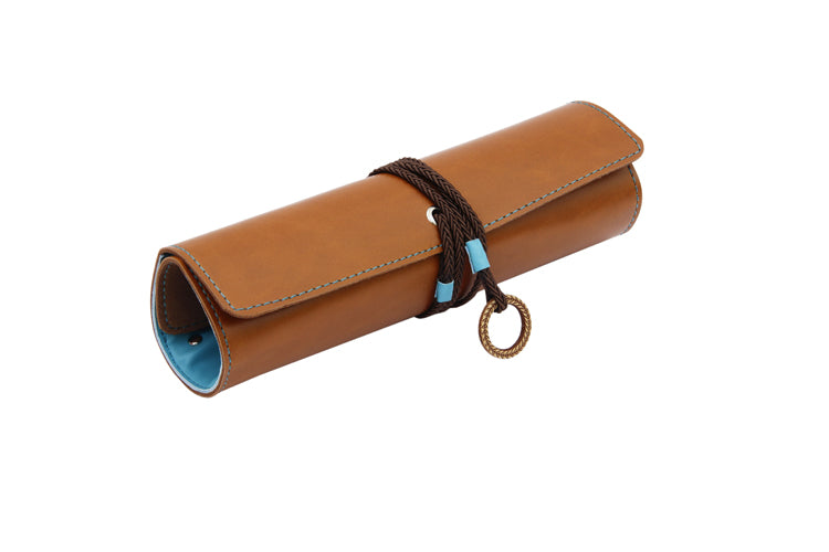 Multipurpose Roll Light Tan and Blue