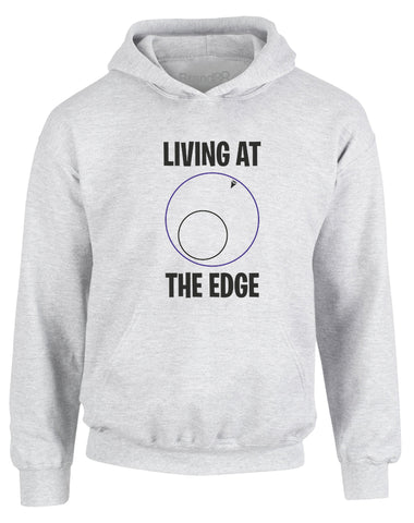 Living at the Edge | Kids Hoodie