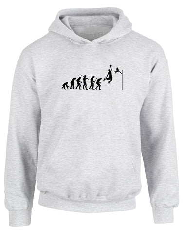 Evolution of Basketball | Kids Hoodie