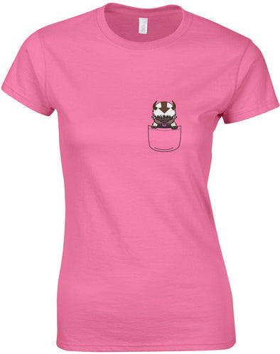 Appa Pocket | Womens T-Shirt