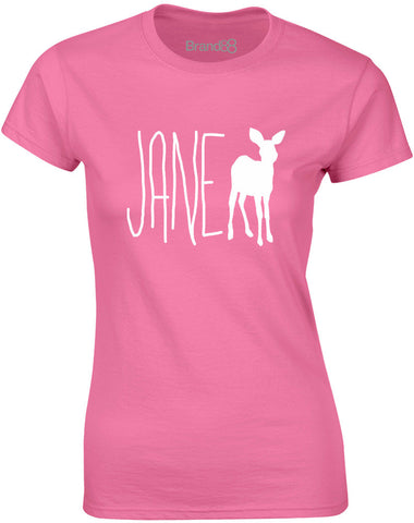 Jane Doe | Ladies T-Shirt
