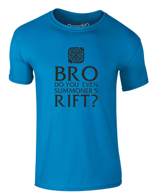Bro Do You Even Summoner's Rift? | Adults T-Shirt