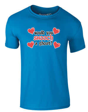 Would You Smooch a Ghost? | Adults T-Shirt