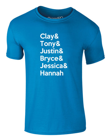 13 Reasons Cast | Adults T-Shirt