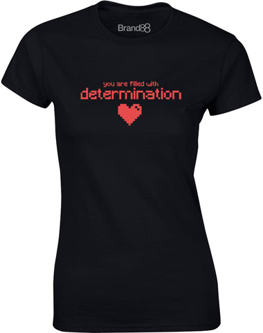 Determination | Womens T-Shirt