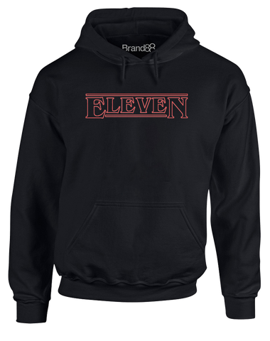 Eleven | Adults Hoodie