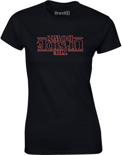 The Upside Down | Womens T-Shirt