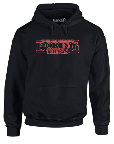Boring Things | Adults Hoodie