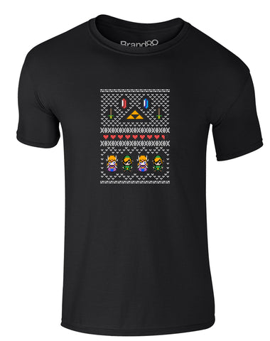 Hyrule Christmas | Adults T-Shirt