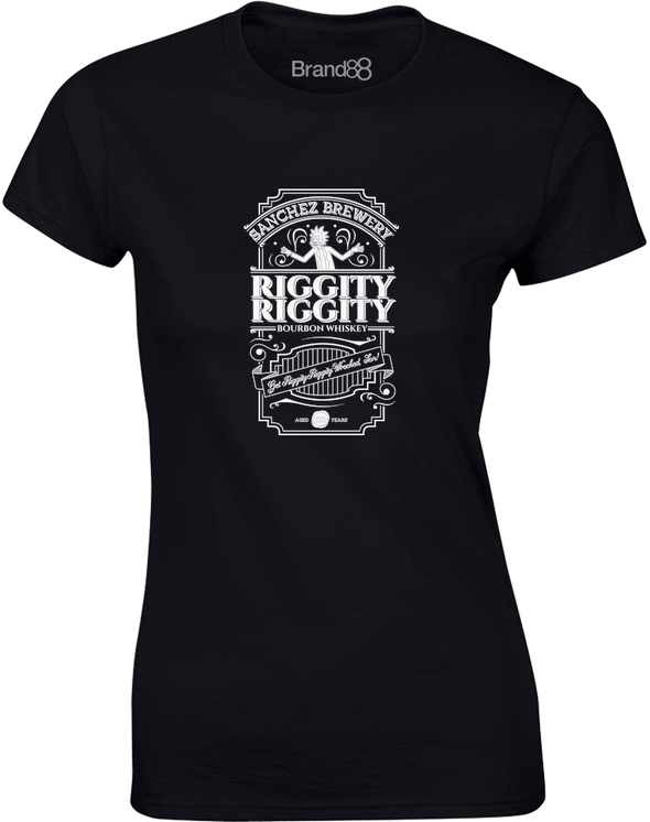 Riggity Riggity Whiskey | Womens T-Shirt