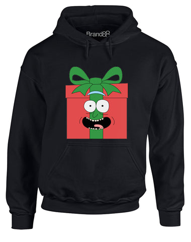 I Turned Myself Into A Present! | Adults Hoodie