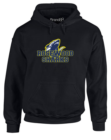 Rosewood Sharks | Adults Hoodie