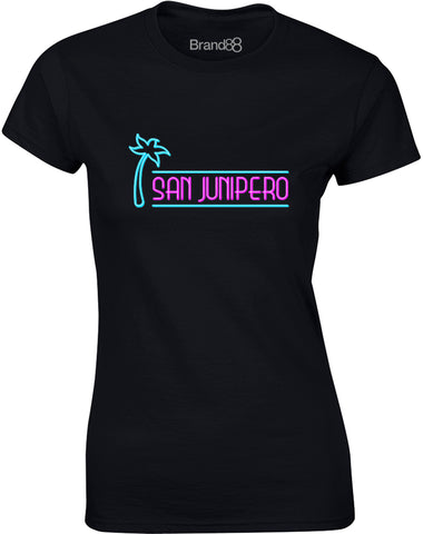 Beautiful San Junipero | Womens T-Shirt