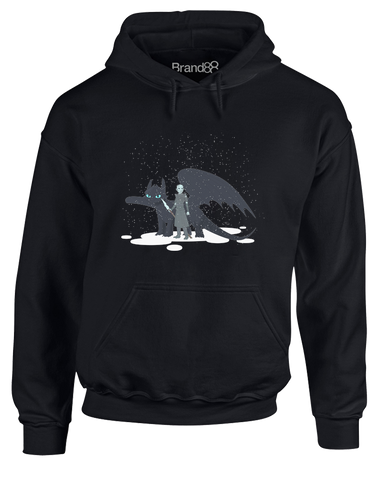 How to Train Your Ice Dragon | Adults Hoodie