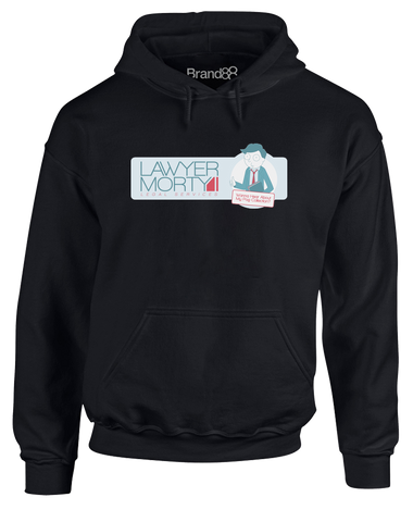 Lawyer Morty | Adults Hoodie