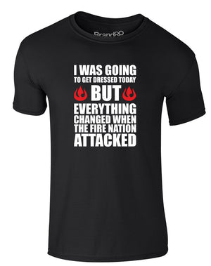 The Fire Nation Attacked | Adults T-Shirt