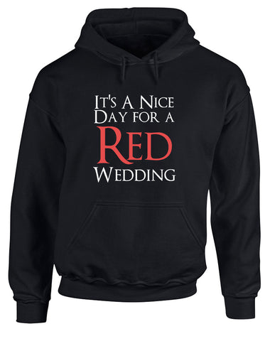 Red Wedding | Adults Hoodie