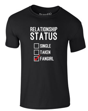 Relationship Status: Fangirl | Adults T-Shirt