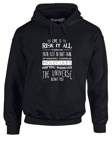 To Risk It All | Adults Hoodie