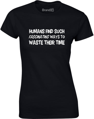 Wasting Their Time | Womens T-Shirt