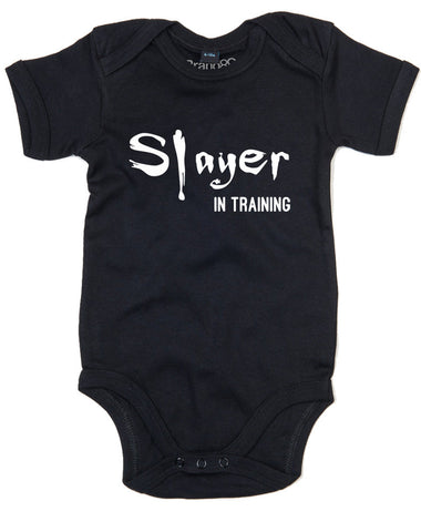 Slayer in Training | Baby Grow
