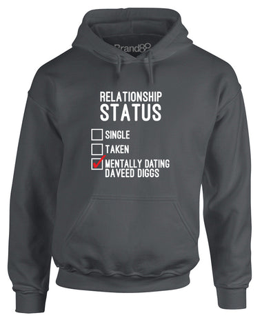 Mentally Dating Daveed Diggs | Adults Hoodie