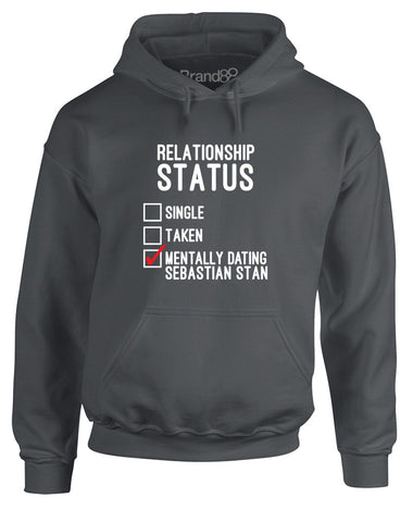 Mentally Dating Sebastian Stan | Adults Hoodie