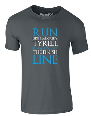 Run Like Margaery Tyrell is Waiting at... | Adults T-Shirt
