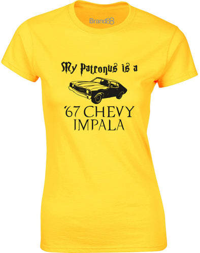 My Patronus is a '67 Chevy Impala | Womens T-Shirt