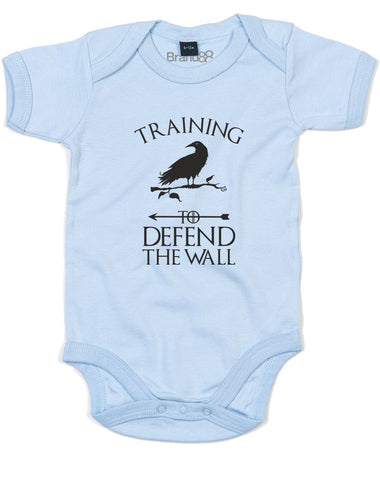 Training To Defend The Wall | Baby Grow